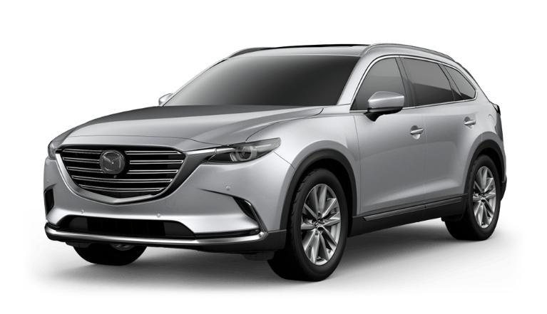 2021 CX-9 sonic silver