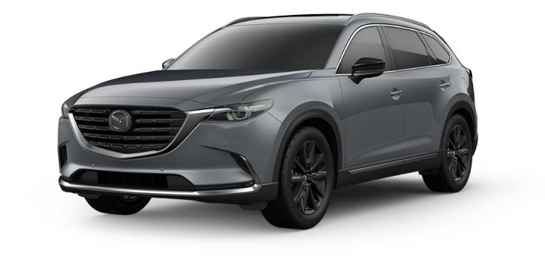 2021 CX-9 polymetal gray