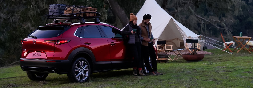Does the 2021 Mazda CX-30 have a moonroof?
