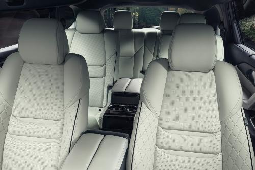 2021 CX-9 rear seating