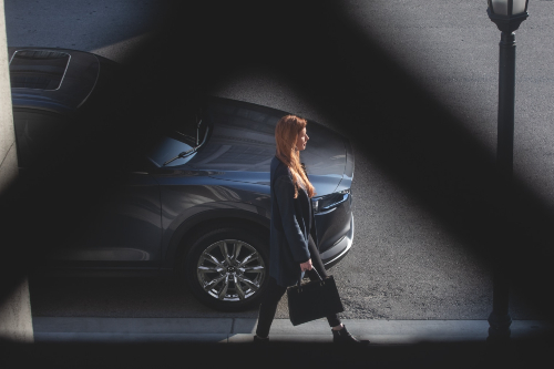 2021 CX-5 front-end partially obscured photo