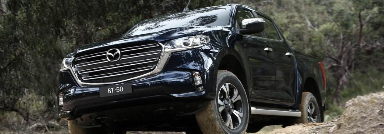 Does Mazda make a truck?