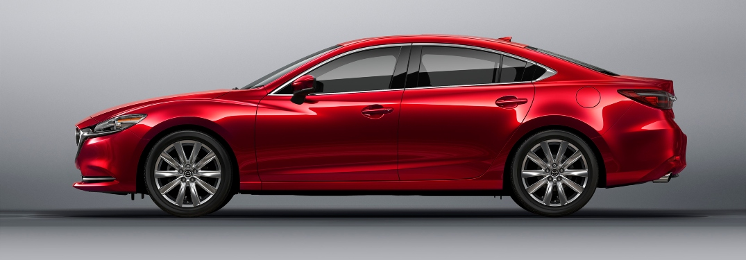 Does the 2021 Mazda6 have remote start?