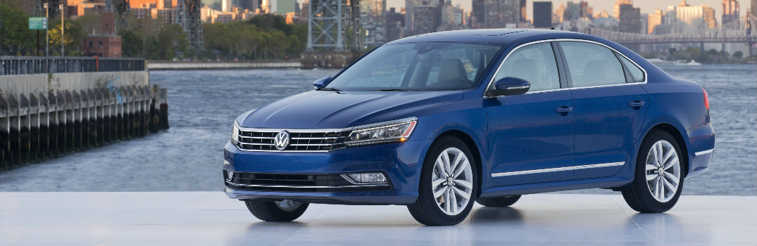 2016 Volkswagen Passat Specs and Features_o