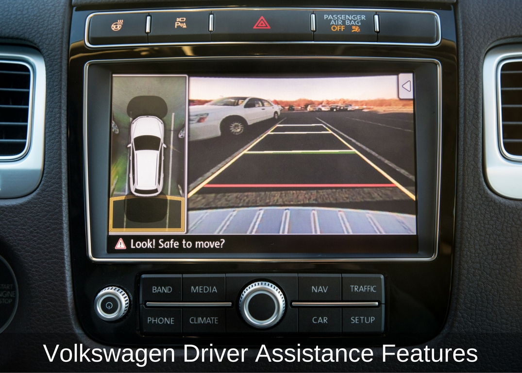 Volkswagen Driver Assistance Features O Hall Cars
