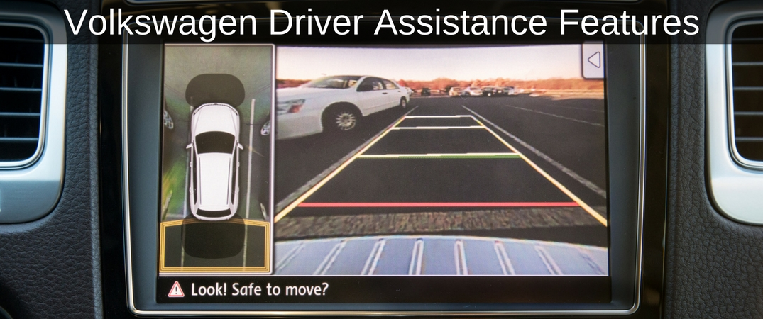 Volkswagen Driver Assistance Features