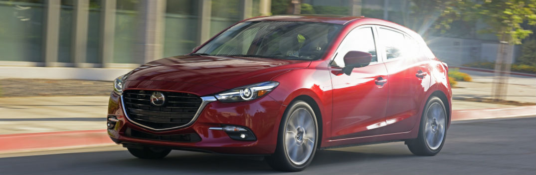 2017 Mazda3 Official Release Date