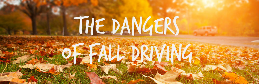 the dangers of fall driving