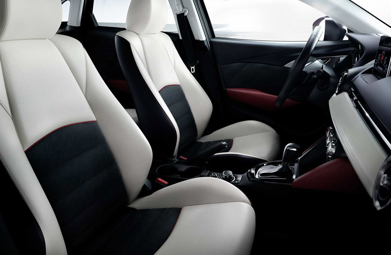 2017 mazda cx-3 cloth seating