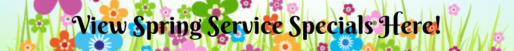 view spring service specials here