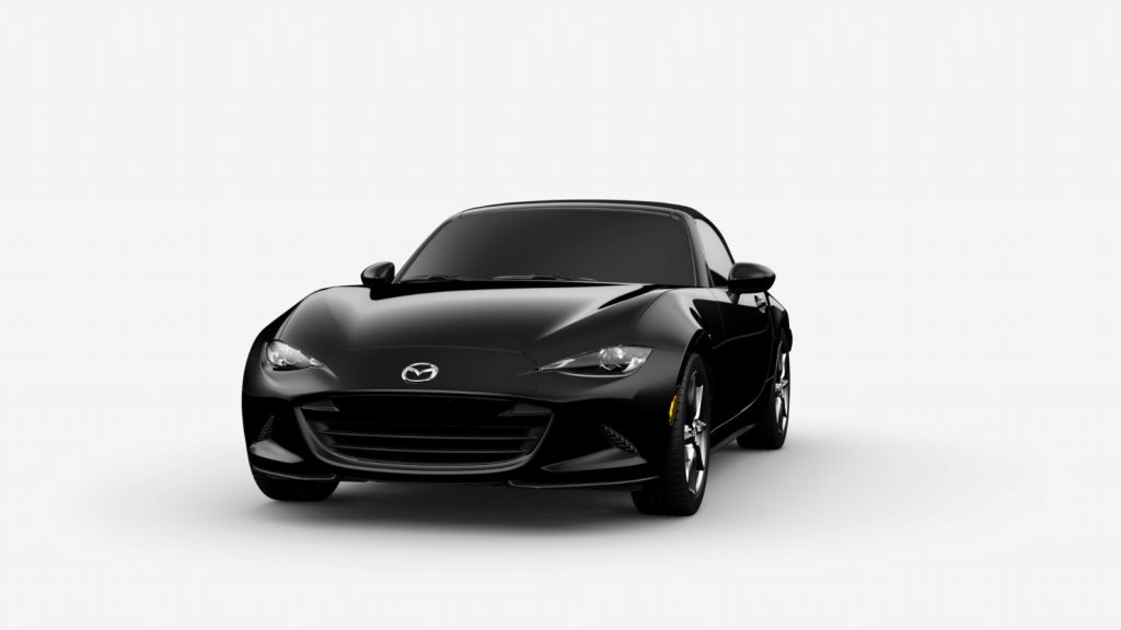 2017 Mx 5 Miata Jet Black Mica O Hall Cars