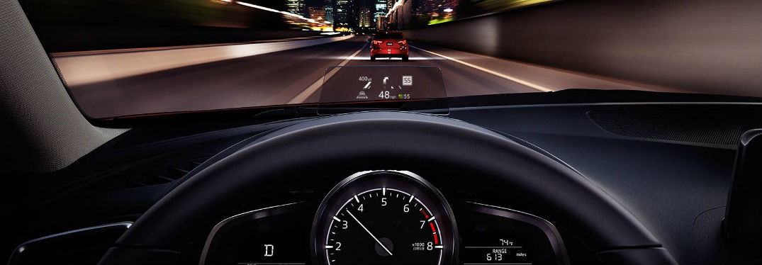 How To Adjust Mazda S Active Driving Display Settings