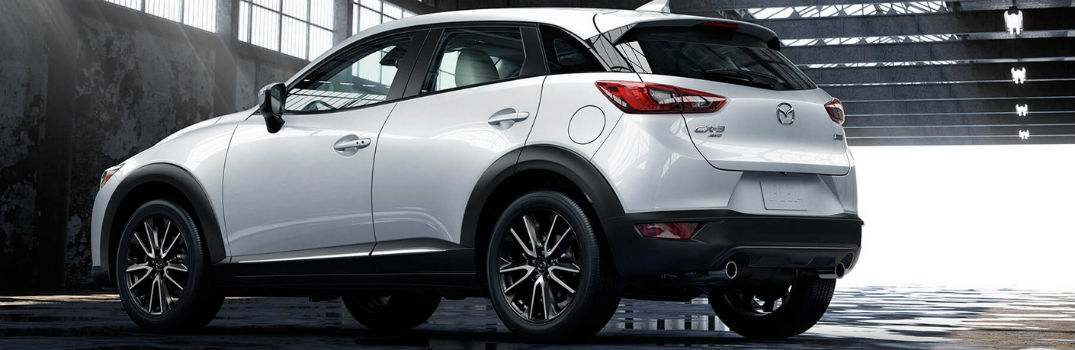 2018 cx-3 exterior profile