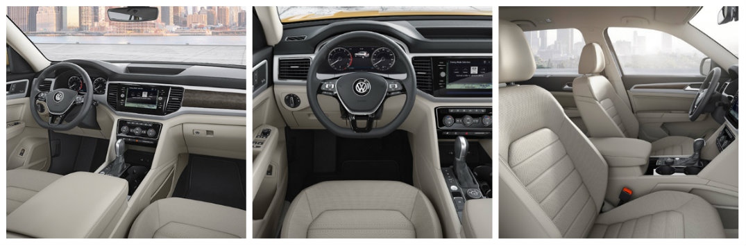 How Many Passengers Does the 2018 Volkswagen Atlas Seat?