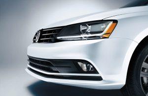 2018 VW Jetta front bumper