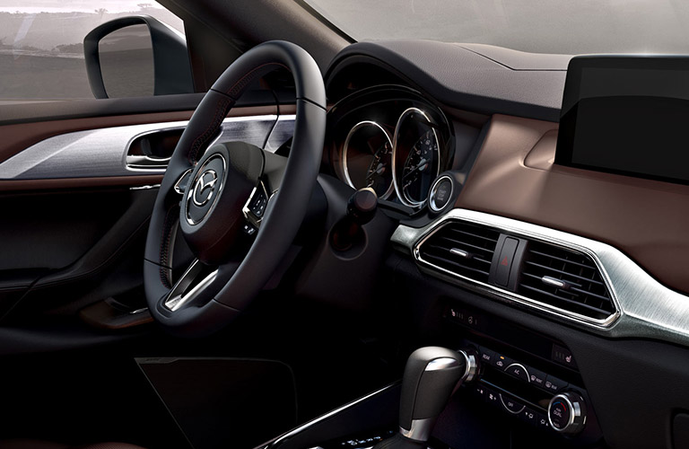 Interior Features In The 2018 Mazda Cx 9 Hall Cars In Brookfield