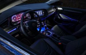 2019 VW Jetta front interior
