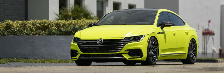 2019 VW Arteon concept