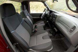 2009 Mazda b-series interior