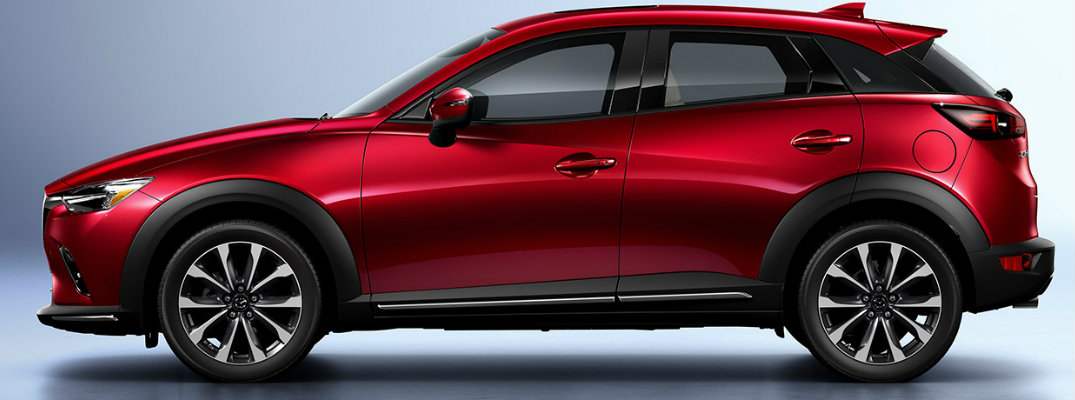 Which Mazda vehicles come with All-Wheel Drive Capabilities?