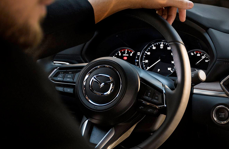 Does the 2019 Mazda CX-5 come with Apple CarPlay and Android
