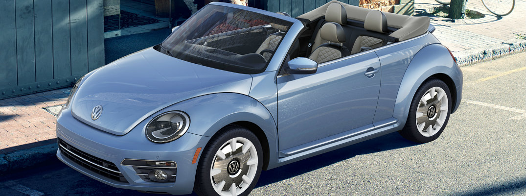 Changes to the 2019 Beetle