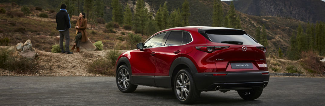 First Look At The 2020 Mazda Cx 30 Hall Cars