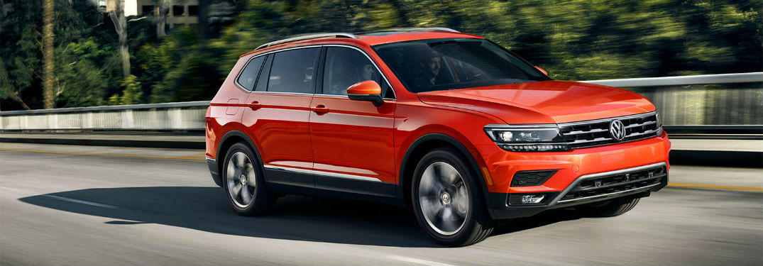 How Many Trim Levels Does the 2019 VW Tiguan Have?