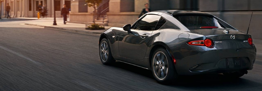 How much does the 2019 Mazda MX-5 Miata cost?