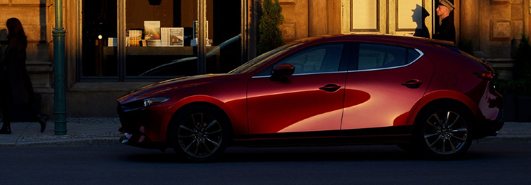 Does the 2020 Mazda3 have AWD?