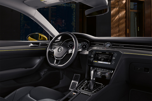 2019 Arteon cockpit showcase