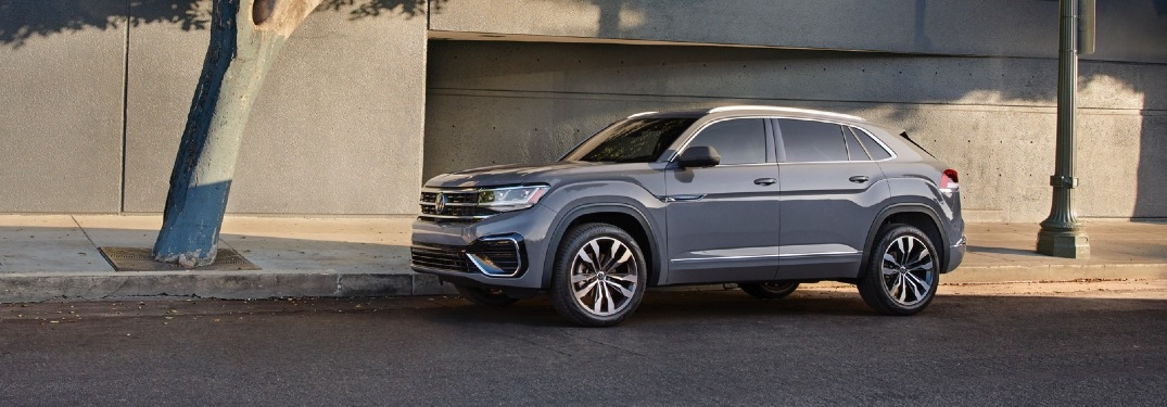 How much cargo space does the 2020 VW Atlas Cross Sport have?