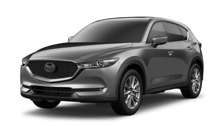 2020 CX-5 machine gray