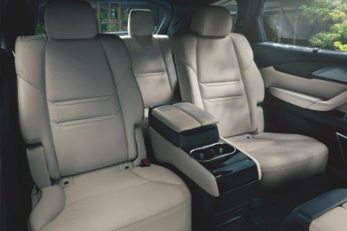 2020 Mazda CX-9 seating showcase