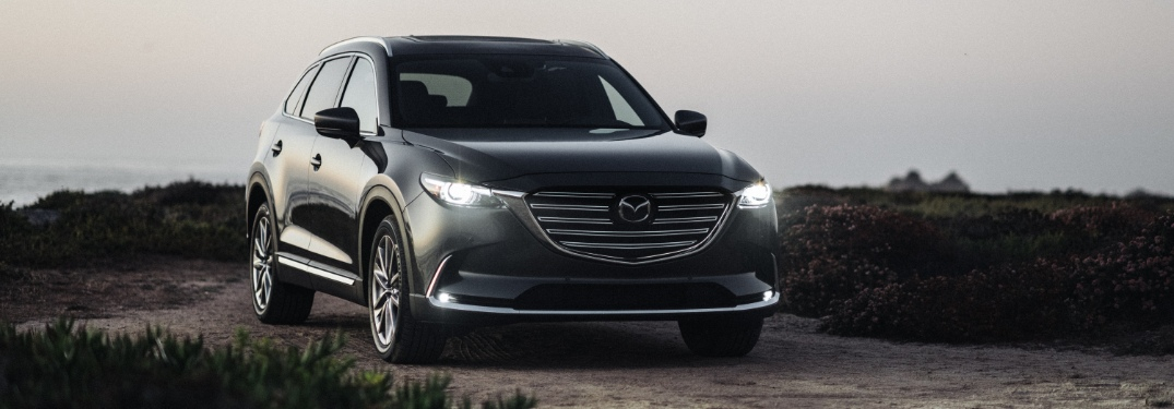 How many seats are in the 2020 Mazda CX-9?