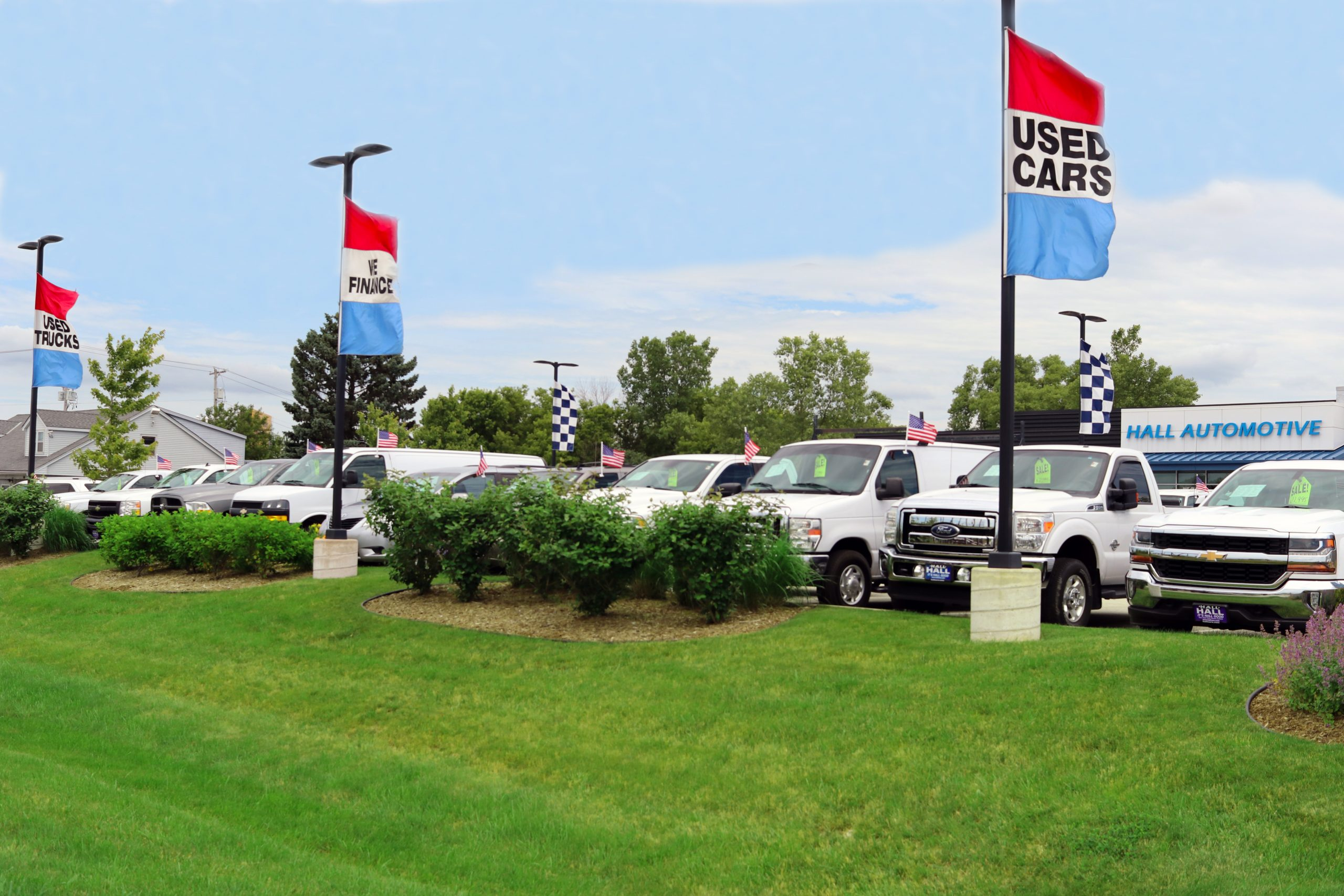 Pre-Owned Commercial Vehicles