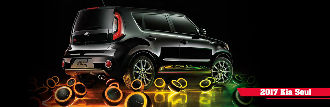 2017 Kia Soul color options exterior and interior Alien 2 Shadow Black Inferno Red