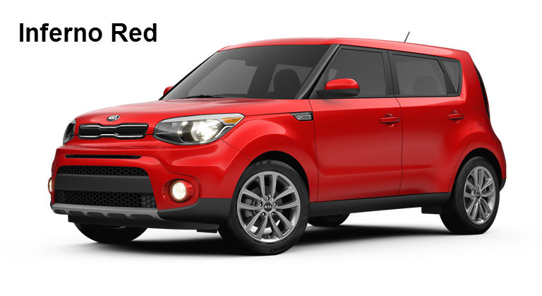 exterior and interior color choices for 2017 kia soul crossover. Black Bedroom Furniture Sets. Home Design Ideas