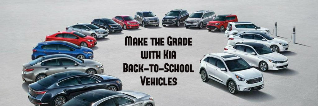Top Kia Models for 201718 School Year 2017 Forte 2018 Optima Soul