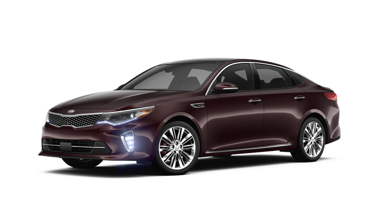 2018 Kia Optima Exterior Paint Color And Interior Fabric