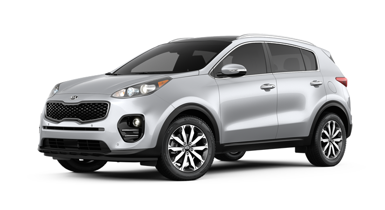 2018 Kia Sportage Paint Color Options And Interior Fabric Choices