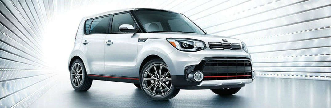 2018 Kia Soul Exterior Colors And Interior Fabrics