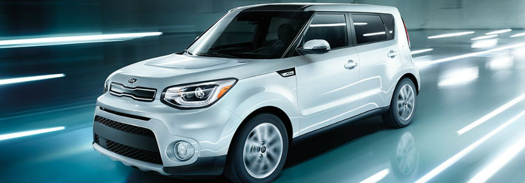 Spacious Interior Of 2018 Kia Soul Offers Tremendous Amount Of Passenger  And Cargo Space