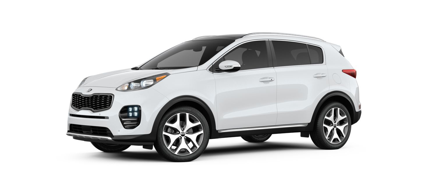 Why The 2019 Kia Sportage Is The Most Expressive Crossover You Can
