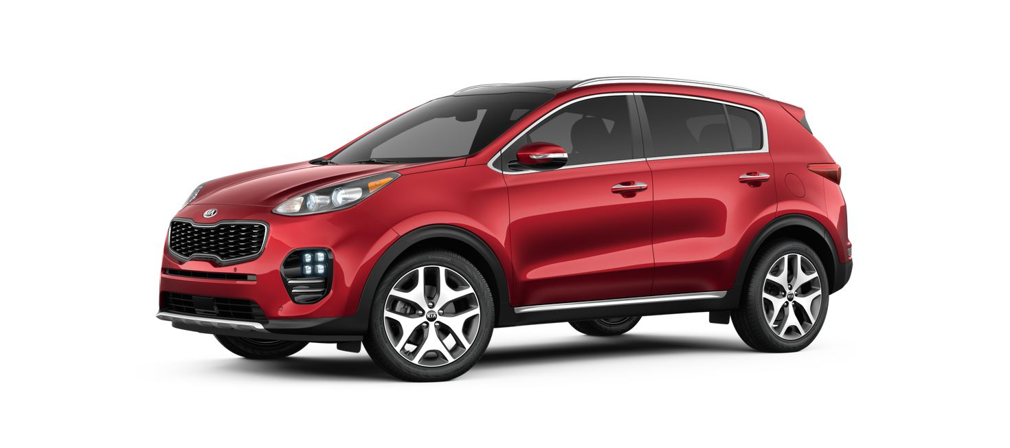 Why The 2019 Kia Sportage Is The Most Expressive Crossover