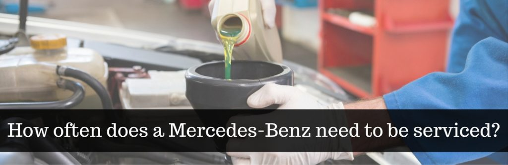 How often does a mercedes benz need to be serviced for How much is b service on mercedes benz
