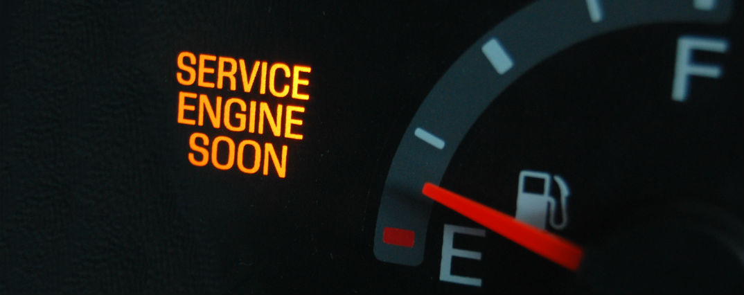 Common Dashboard Lights On Your Toyota