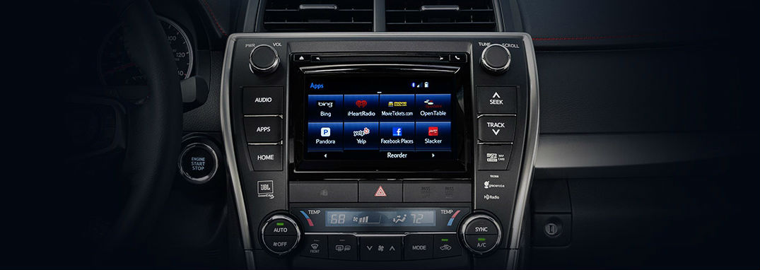 How to get Toyota Entune to play videos