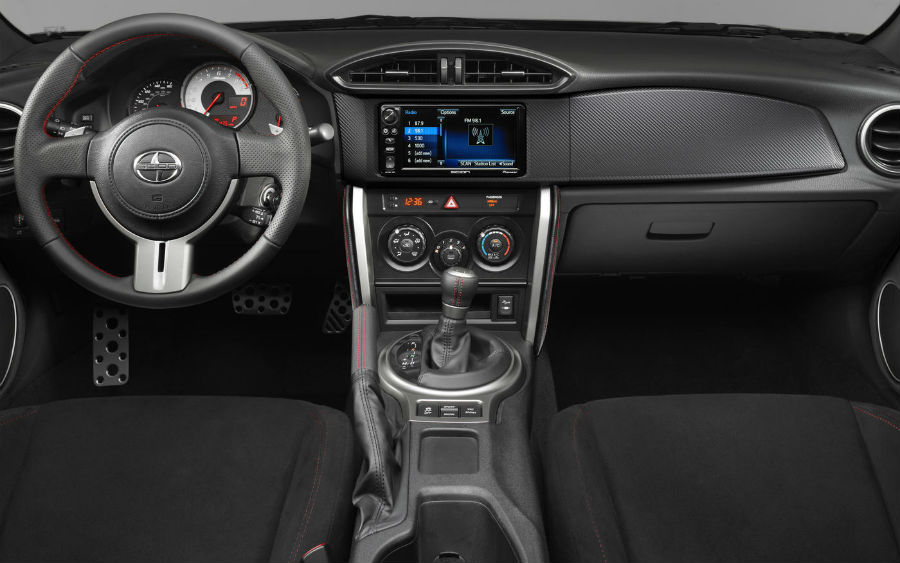 2016 Scion Fr S Interior