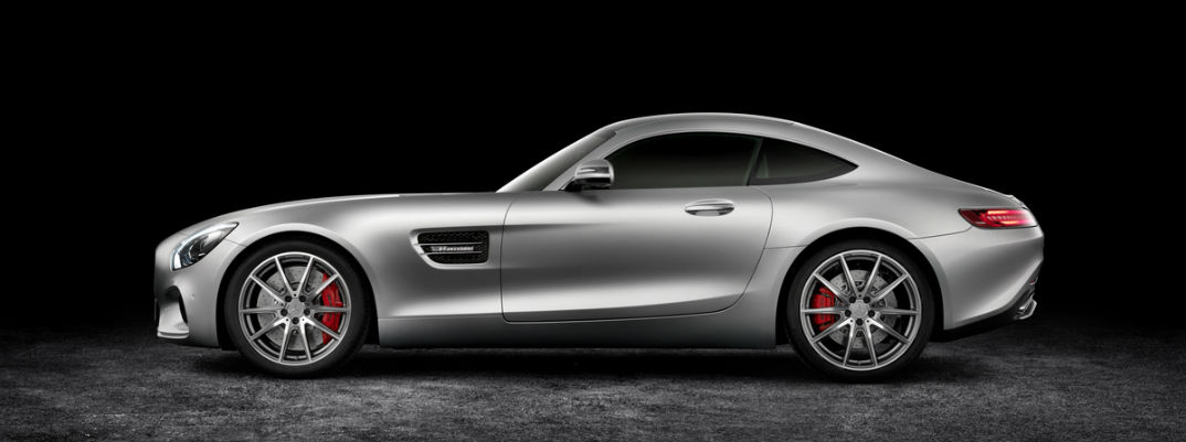 2017 Mercedes-AMG GT United States Release Date